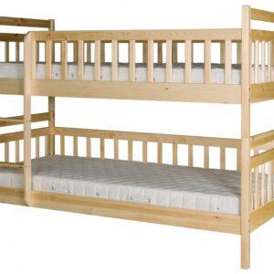 Dětské postele z masivu