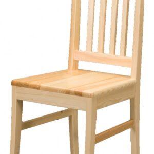 Židle z masivu